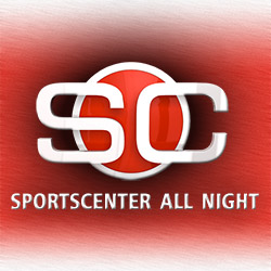 SportsCenter All-Night 2a-6a